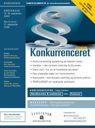 Konkurrenceret - IBC Euroforum