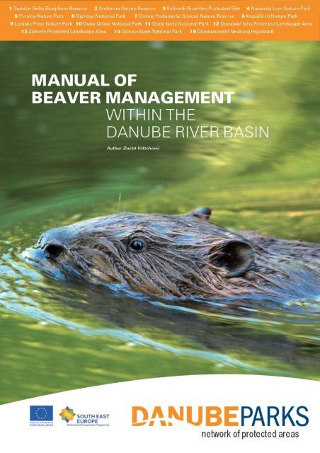 Manual of beaver management within the ... - DANUBEPARKS