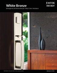 White Bronze - Home [innovateyourhome.com]
