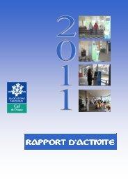 rapport d'activite rapport d'activite - Caf.fr