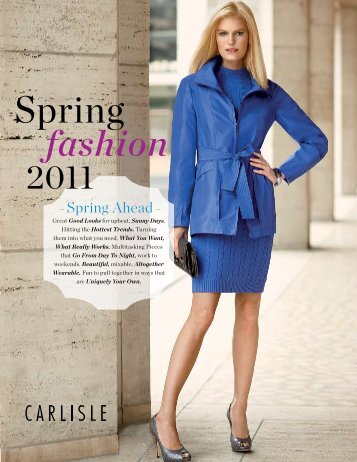 Spring Ahead - Carlisle Collection
