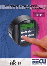 Prospekt SELO-B-BR_It - SECU Sicherheitsprodukte GmbH
