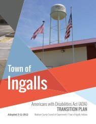 Town of Ingalls - The Madison County Council of Governments