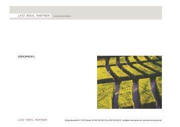 Download - Latz Riehl Partner Landschaftsarchitekten