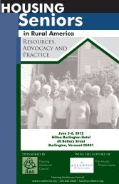 Housing Seniors in Rural America - Cathedral Square