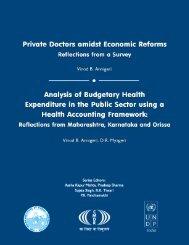 Private Doctors amidst Economic Reforms - Indian Institute of Public ...