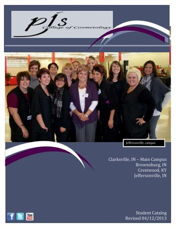 Clarksville, IN - Pj's College Of Cosmetology