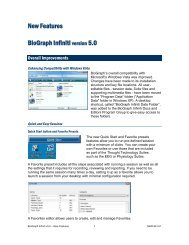 BioGraph Infiniti V3 - Thought Technology Ltd.