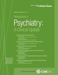 Comorbidity and Social Anxiety Disorder - CMELLC.com