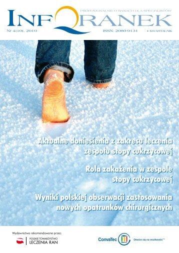 STOPA CUKRZYCOWA - Spondylus