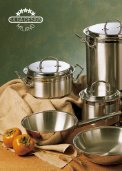 PROFESSIONAL COOKING SYSTEM - The Tuscan Kitchen - Page 4