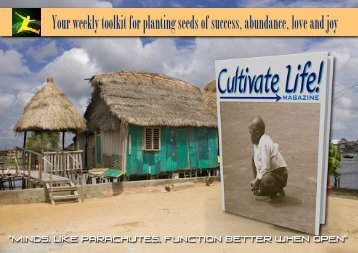 Cultivate Life! Magazine #23 - Trans4mind