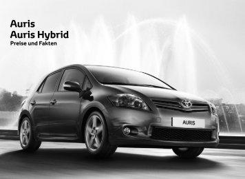 Auris Auris Hybrid - Toyota
