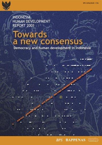 Democracy and Human Development - UNDP