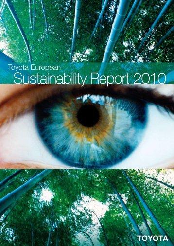 Download full report - Toyota Motor Europe