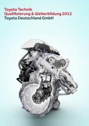 Selbststudium - Toyota