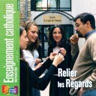 téléchargement - ECA - Enseignement catholique actualites