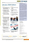 Issue 108 - January 2009 - Online Recruitment Magazine - Page 3