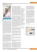 Issue 108 - January 2009 - Online Recruitment Magazine - Page 7