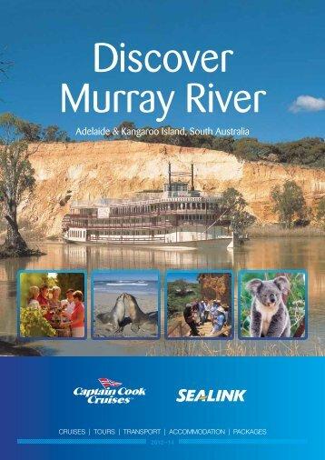 Murray River - Vacante Croaziere