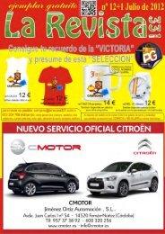 Julio de 2012 - La Revista 331