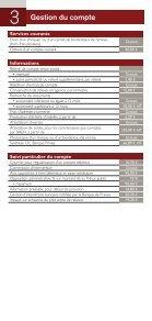 Conditions tarifaires Professionnels , Associations et Entreprises - CIC - Page 4