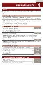 Conditions tarifaires Professionnels , Associations et Entreprises - CIC - Page 5