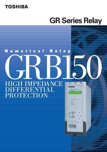 GRB150 6631-1.1 (PDF:665kb) - Toshiba