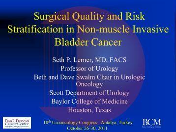 Muscle Invasive Bladder Cancer