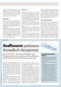 Beschwerden im Analbereich abklären - Ferring - Page 2