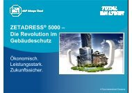 Was ist ZETADRESS® 5000 - TOTAL WALTHER GmbH