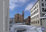 Botschaft zur Abstimmung vom 3. November 2010 - Lantsch/Lenz