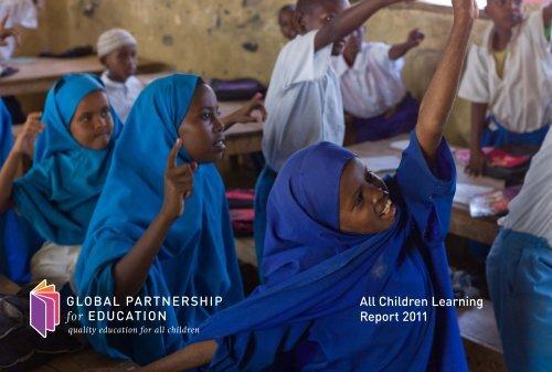 Global Partnership for Education – All Children Learning Report
