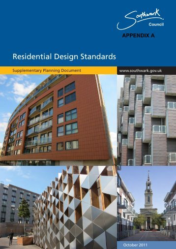 Residential Design Standards PDF 2 MB - Southwark Council