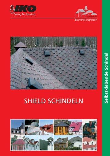SHIELD SCHINDELN - Dach? Walter!