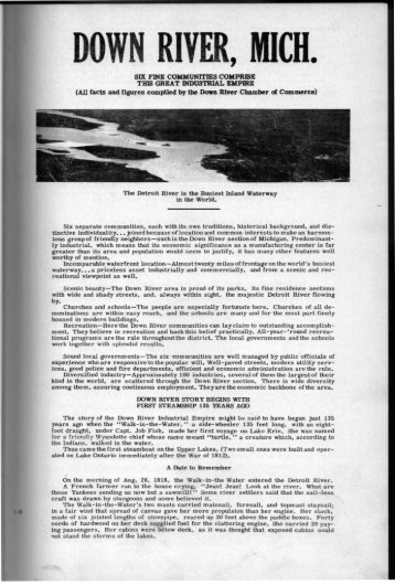 To view the 1953 R. L. Polk Directory by Street and Address.