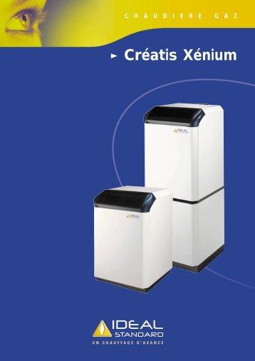 Doc com Creatis xenium - Point.P