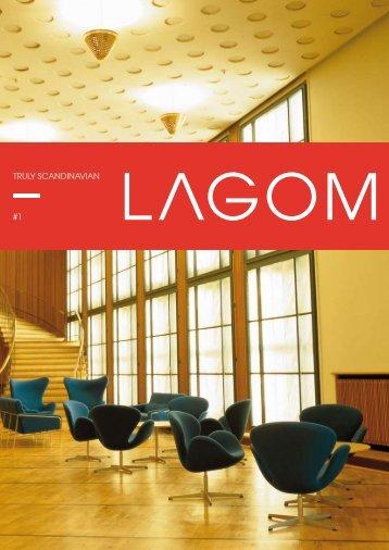 TRULY SCANDINAVIAN #1 - lagom