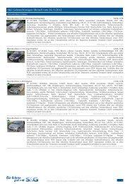 PDF mit Bildern - S&G Automobil Aktiengesellschaft
