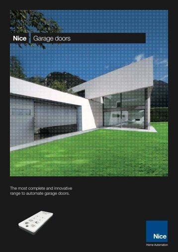 (pdf) - Nice Garage doors - Fagel