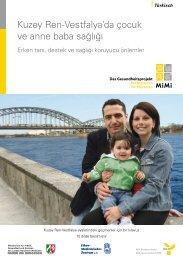 Kuzey Ren-Vestfalya'da çocuk ve anne baba sağlığı - Bkk-bv ...