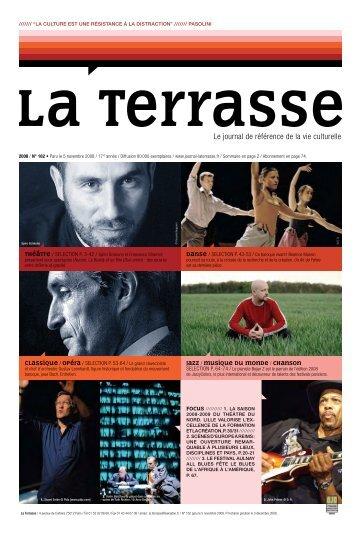 critiques - La Terrasse