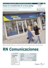 Reportaje: RAMON NAVEIRAS, S.L.: Empresa Gacela - Ardan