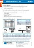 Disconnecteur à zone de pression réduite non ... - Watts Industries - Page 4