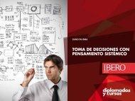 toma de decisiones con pensamiento sistémico - Universidad ...