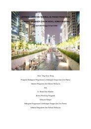 laporan lawatan teknikal ke projek pemulihan sungai ... - NRE