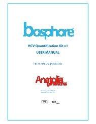 HCV Quantification Kit v1 USER MANUAL ® - LAB MARK