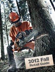 2012 Fall - Husqvarna Group