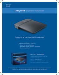 Linksys E900 | Wireless-N300 Router Connect to the ... - Icecat.biz