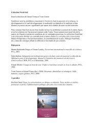 la communication participative pour le développement - ACT ...